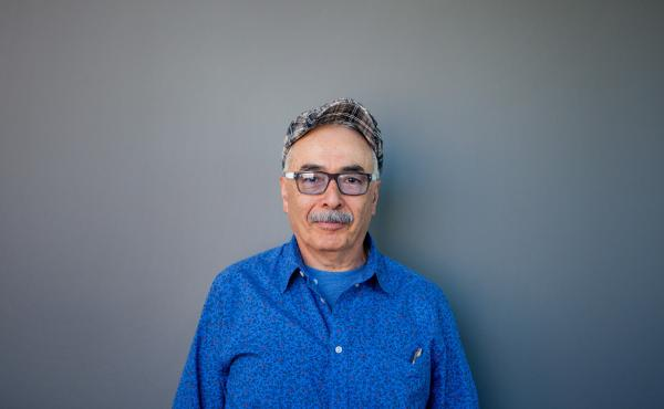 """""""Poetry is a call to action,"""" says poet laureate Juan Felipe Herrera, """"and it also is action."""""""