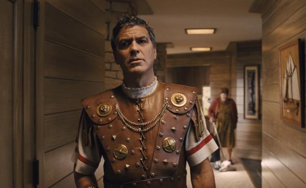 George Clooney as Baird Whitlock in the new film Hail, Caesar!