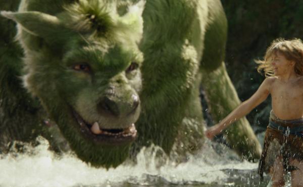 Oakes Fegley is Pete in Disney's Pete's Dragon.
