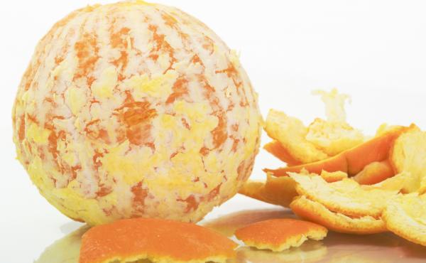 Peeled Orange.