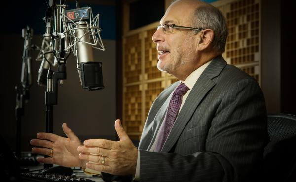 Robert Siegel, longtime host of NPR's All Things Considered, will be leaving his role in 2018.