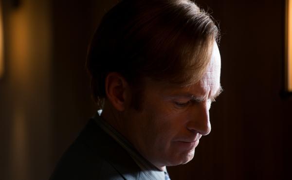 Bob Odenkirk in Better Call Saul.