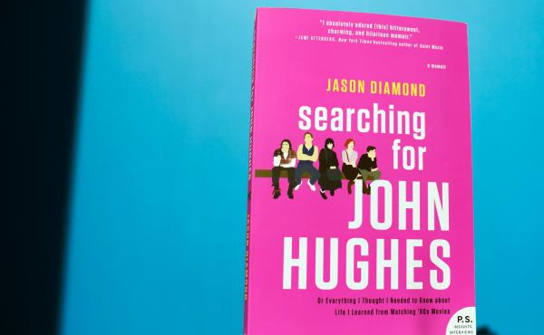 Searching for John Hughes by Jason Diamond (Raquel Zaldivar/NPR)