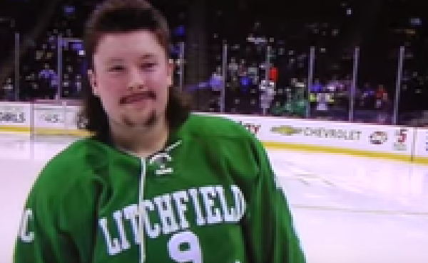 Best hockey hair