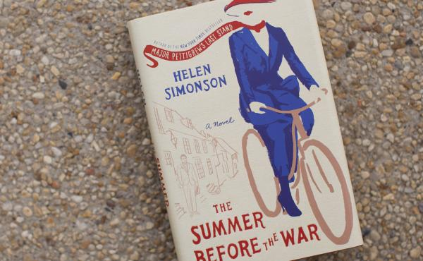 THE SUMMER BEFORE THE WAR book cover.