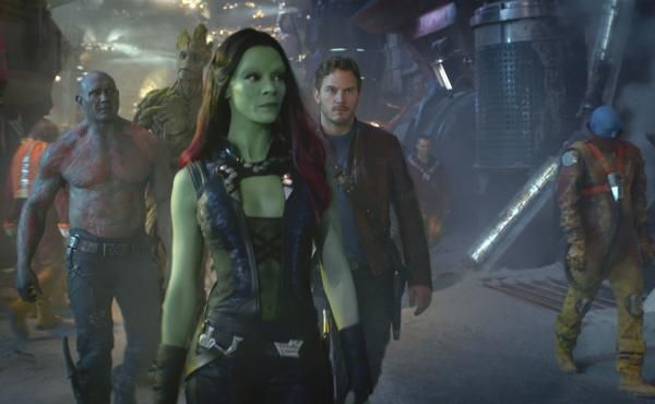 One of screenwriter Nicole Perlman's next projects is a comic based on Gamora, the green-skinned killer played by Zoe Saldana in 2014's Guardians of the Galaxy.