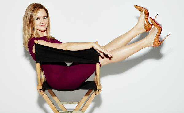 Samantha Bee is the host of Full Frontal With Samantha Bee.