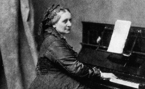 Classical music fans are familiar with Robert Schumann. But they might not know that his his wife, Clara, was an accomplished composer, too.