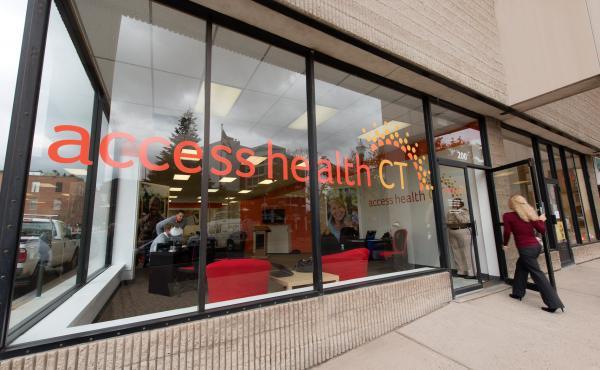 An Access Health CT location in New Britain, Conn.