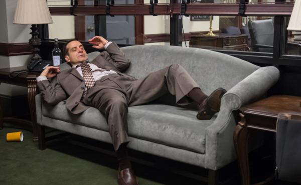 Tony Shalhoub shines as an alcoholic senator in CBS's BrainDead.
