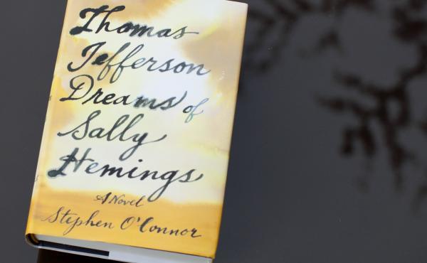 THOMAS JEFFERSON DREAMS book cover.