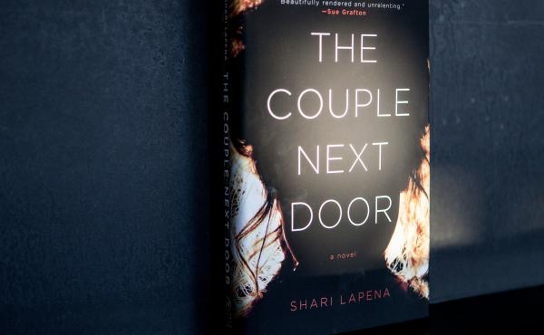 The Couple Next Door by Shari Lapena.
