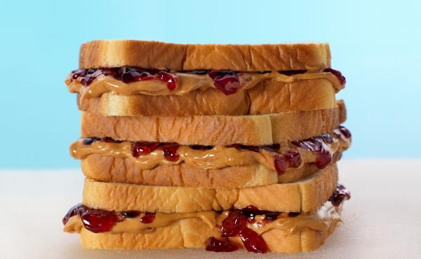 The league-wide's secret recipe to success is out: The NBA and the PB&J go together like, well ...