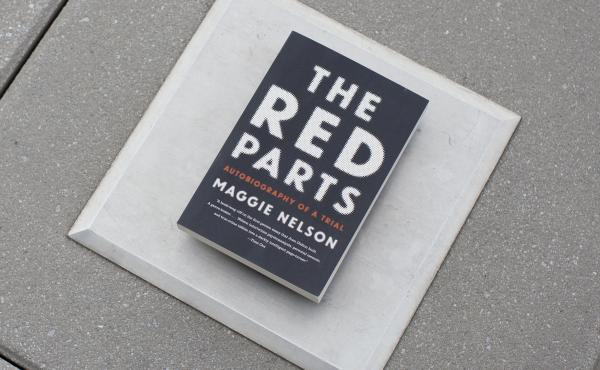 RED PARTS book cover.