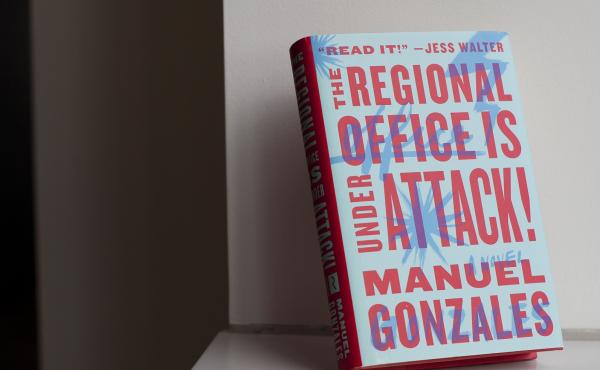 REGIONAL OFFICE book cover.