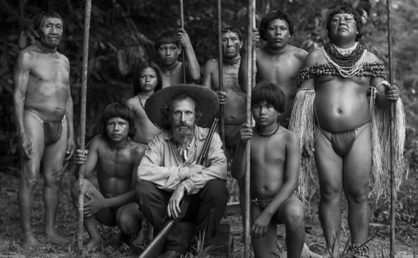 Two scientists and an Amazonian shaman work together over 40 years to find a sacred healing plant in Embrace the Serpent.