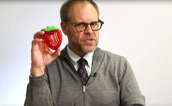 "Alton Brown and ""Unitasker"" kitchen gadgets"