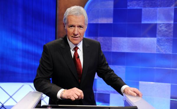 Alex Trebek has appeared in nearly 7,000 episodes of Jeopardy! since he began hosting the show in 1984.