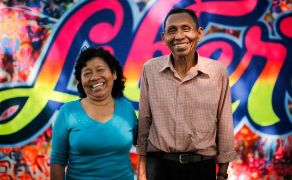 "Maria Nieves Nashnato Upari and Jose Manuel Huaymacari Tamani are teaching Kukama to children in hopes of keeping their ""maternal language"" alive."