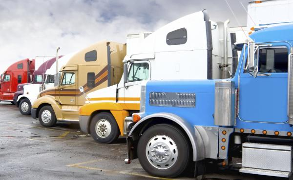 The trucking industry is short about 30,000 drivers nationwide, says the American Trucking Associations. Women are joining the ranks to help fill the void.