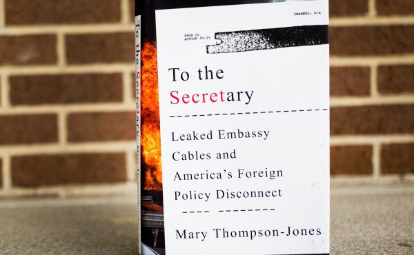 To The Secretary By Mary Thompson-Jones.
