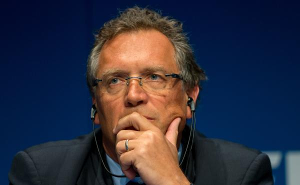 FIFA Secretary General Jerome Valcke, already accused of involvement in a $10 million bribe to help South Africa win the 2010 World Cup bid, has been suspended by FIFA after allegations were made that he was involved in a scheme to profit from the sale of
