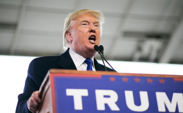 Republican presidential candidate Donald Trump has unveiled a health care plan that starts with repealing Obamacare.