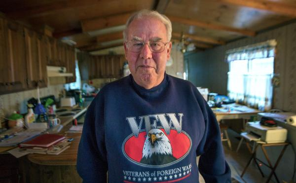 George Murray, who served in Vietnam, was able to access his medical benefits from the U.S. Department of Veteran Affairs relatively easily while living in Boston. But veterans living in other parts of Massachusetts, like Cape Cod, have more difficulty. A