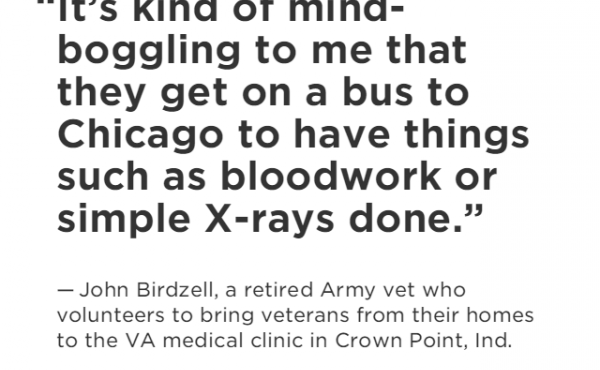 While the Veterans Choice Act seems simple, making it work hasn't been as easy.