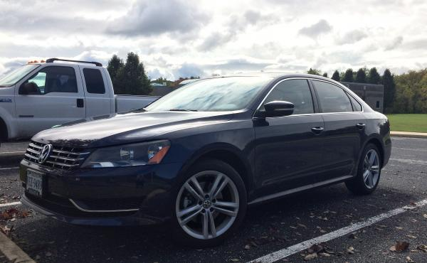 David Whitcomb of Waynesboro, Va., says he paid a premium for the diesel engine on his 2015 Passat TDI because he thought it would mean fewer emissions.