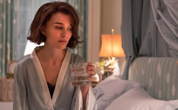 Jackie depicts the former first lady (played by Natalie Portman) in the days after her husband's assassination.