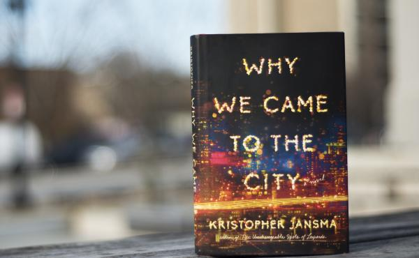 Why We Came to the City book cover.