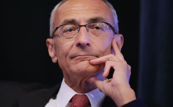 John Podesta was Bill Clinton's White House chief of staff from 1998 to 2001 and is now Hillary Clinton's campaign chairman.