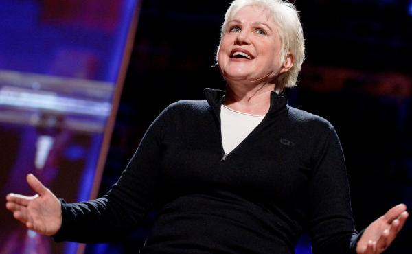 """""""I think some people do know how to do it!  I wasn't one of those people."""" — Julia Sweeney"""