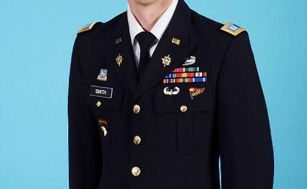 Army Capt. Nathan Smith is suing President Obama, claiming the fight against ISIS is illegal because Congress never authorized the war. The lawsuit raises questions about the legal authority Congress gave the president immediately after the Sept. 11 attac