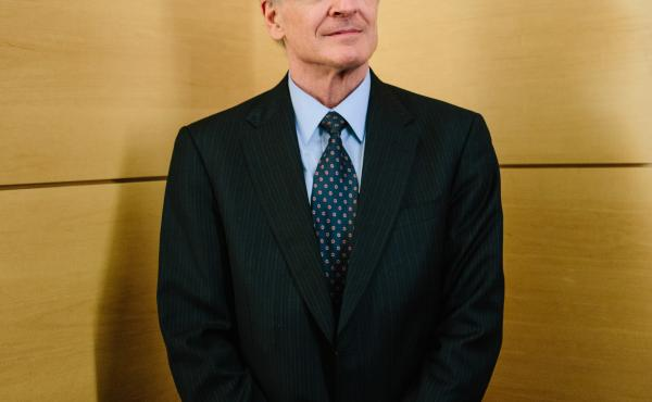 Jared Taylor promotes the idea that race is central to innate abilities and national success. He is working to build a United States explicitly for white people.