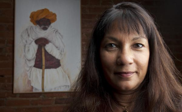 Sabrina De Sousa, shown here at her Washington home in 2012, is a former CIA officer who was convicted in absentia by an Italian court for the 2003 abduction of a terrorism suspect, cleric Abu Omar, in Milan, Italy. She was detained in Portugal and could