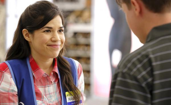 America Ferrera stars in the new NBC comedy Superstore.