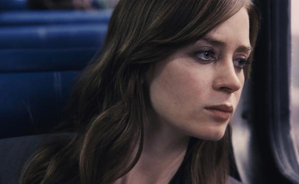 Ok Commuter: Emily Blunt stars in The Girl on the Train.