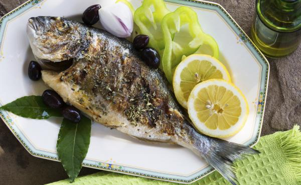 Researchers speculate that the Omega-3 fatty acids in fish may help maintain good blood flow to the inner ear.
