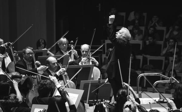 Orchestre National de Lyon, Leonard Slatkin