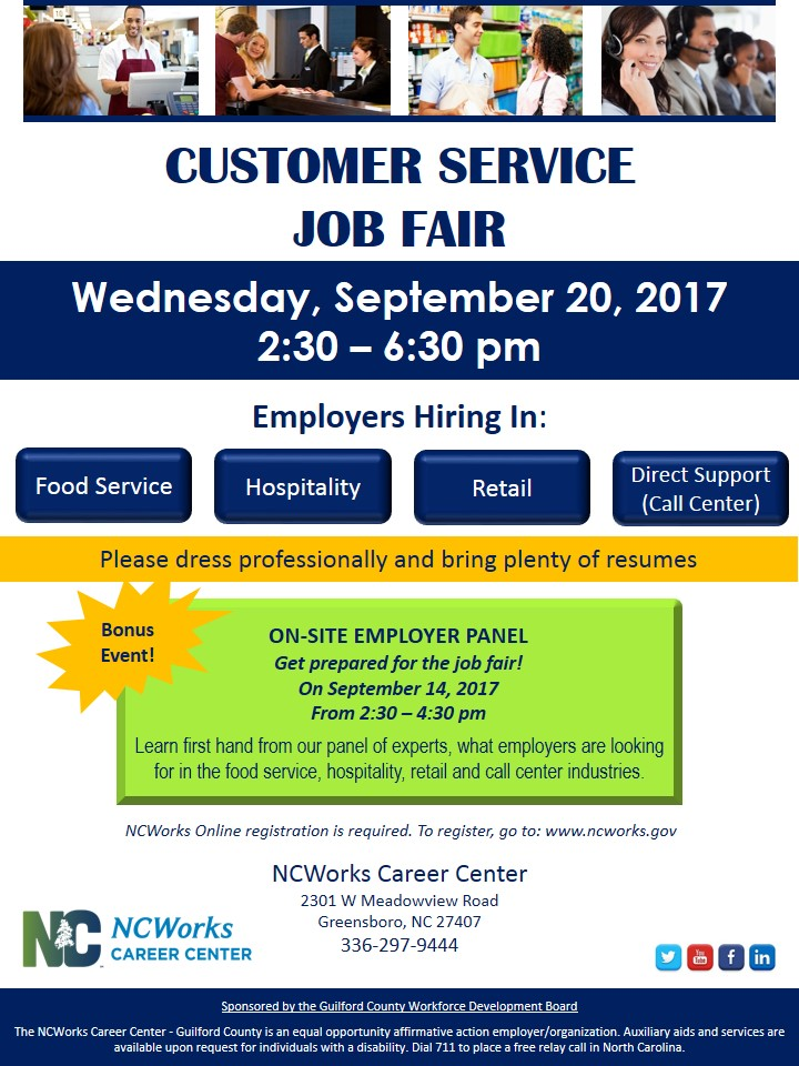 customer service careers At ceridian, we are looking for customer focused individuals who understand that ceridian wins when our customers win learn more about customer service careers with us.