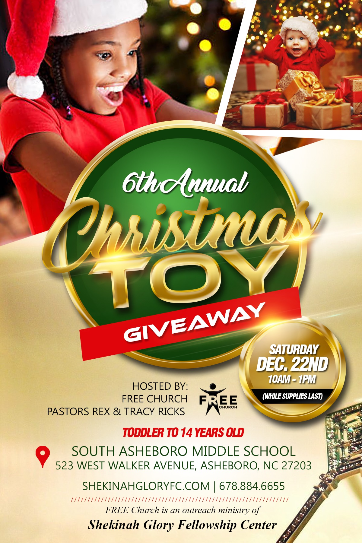 Christmas Giveaway Flyer.6th Annual Christmas Toy Giveaway 88 5 Wfdd
