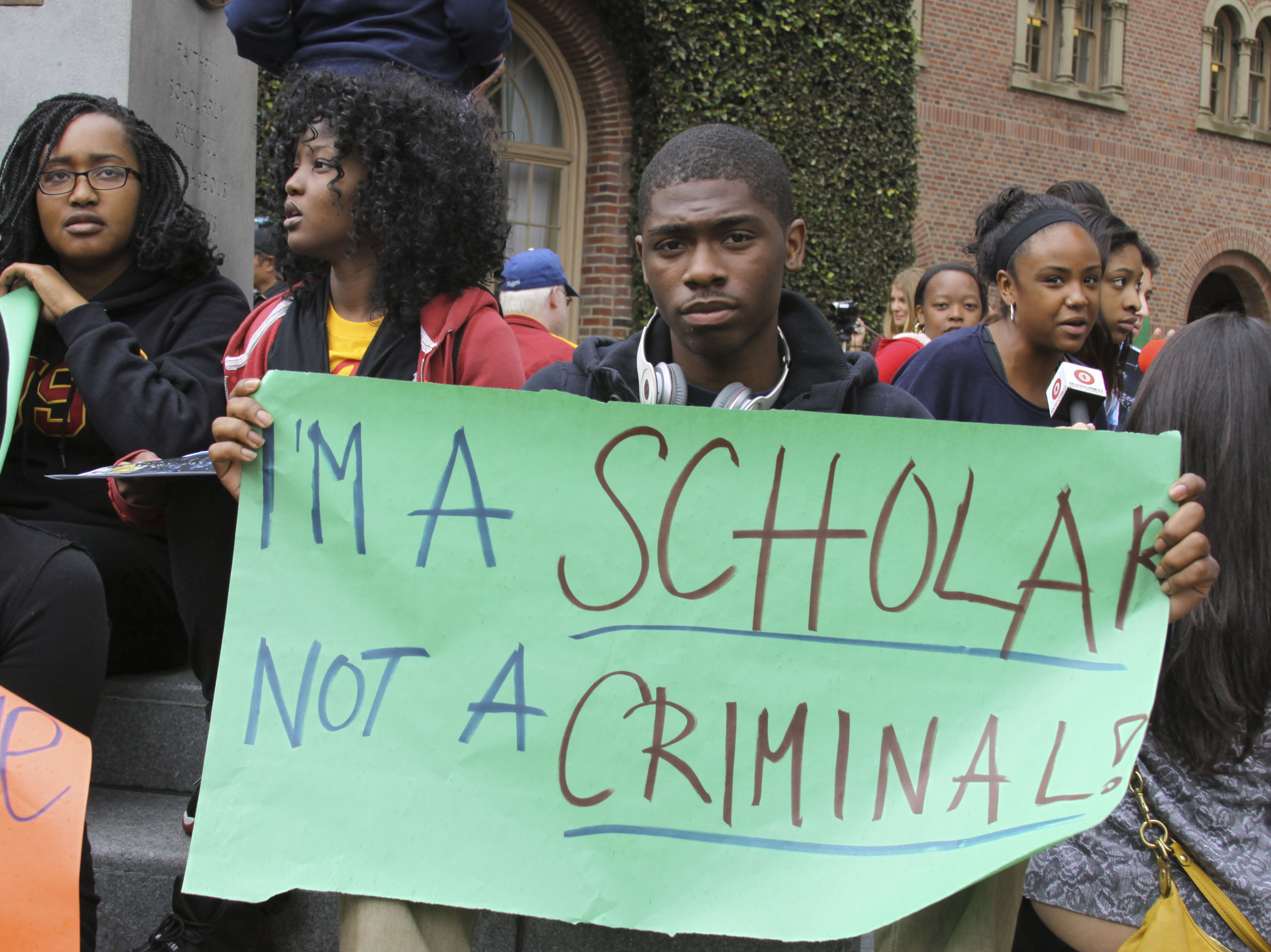 USC Students Allege Racial Profiling By LAPD | 88.5 WFDD