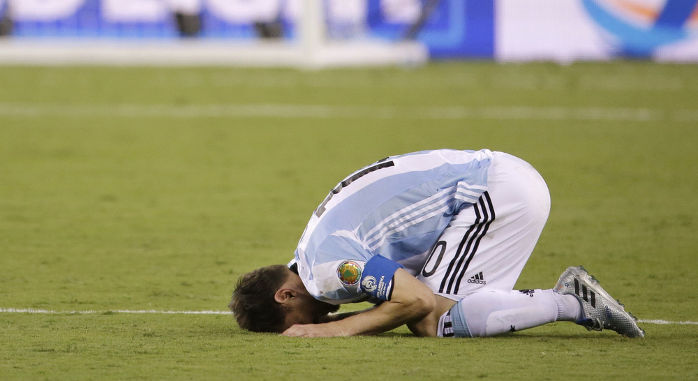 Soccer Shocker: Lionel Messi Says He's Retiring From ...