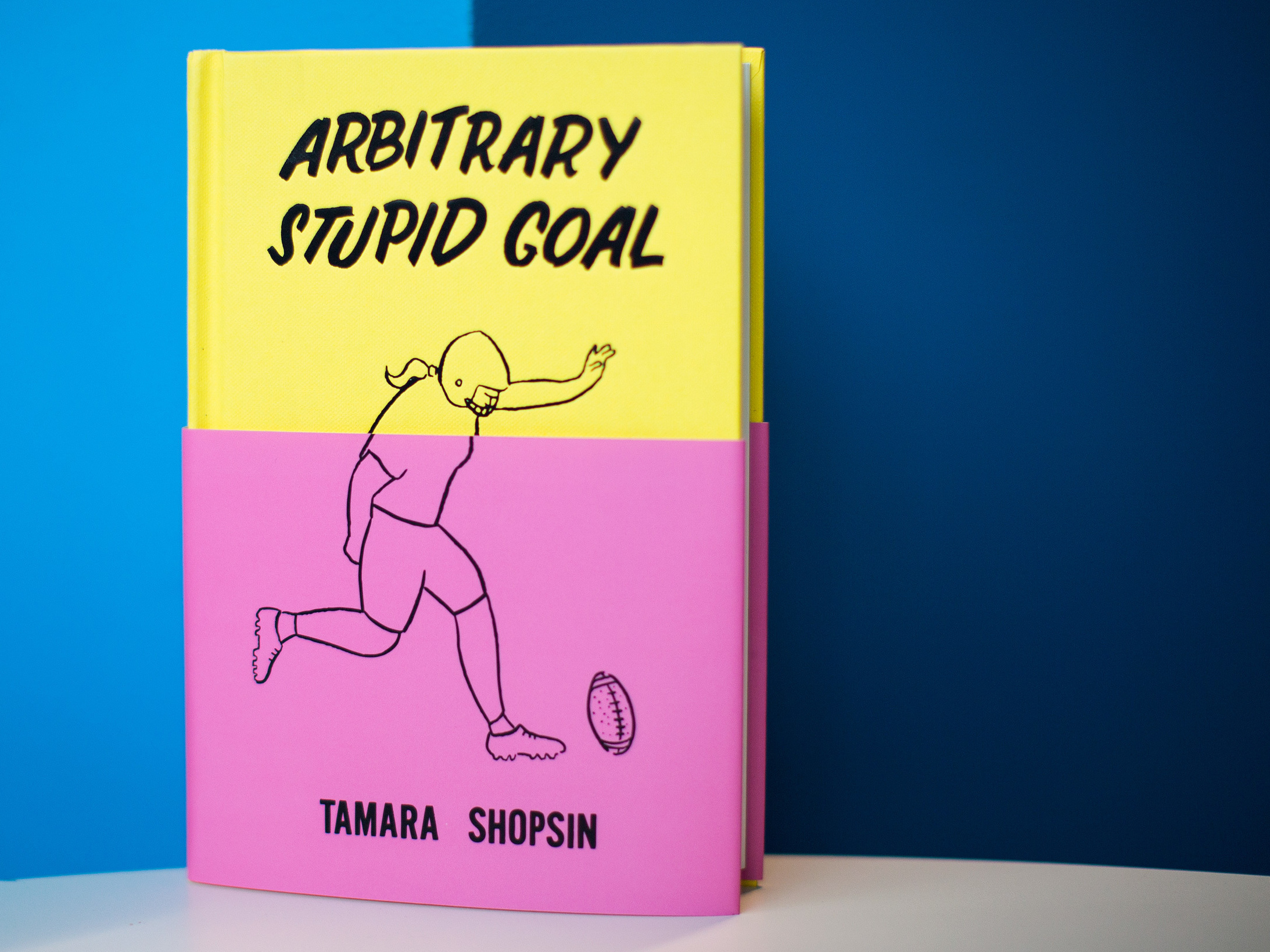 'Arbitrary Stupid Goal' Is Neither Arbitrary Nor Stupid