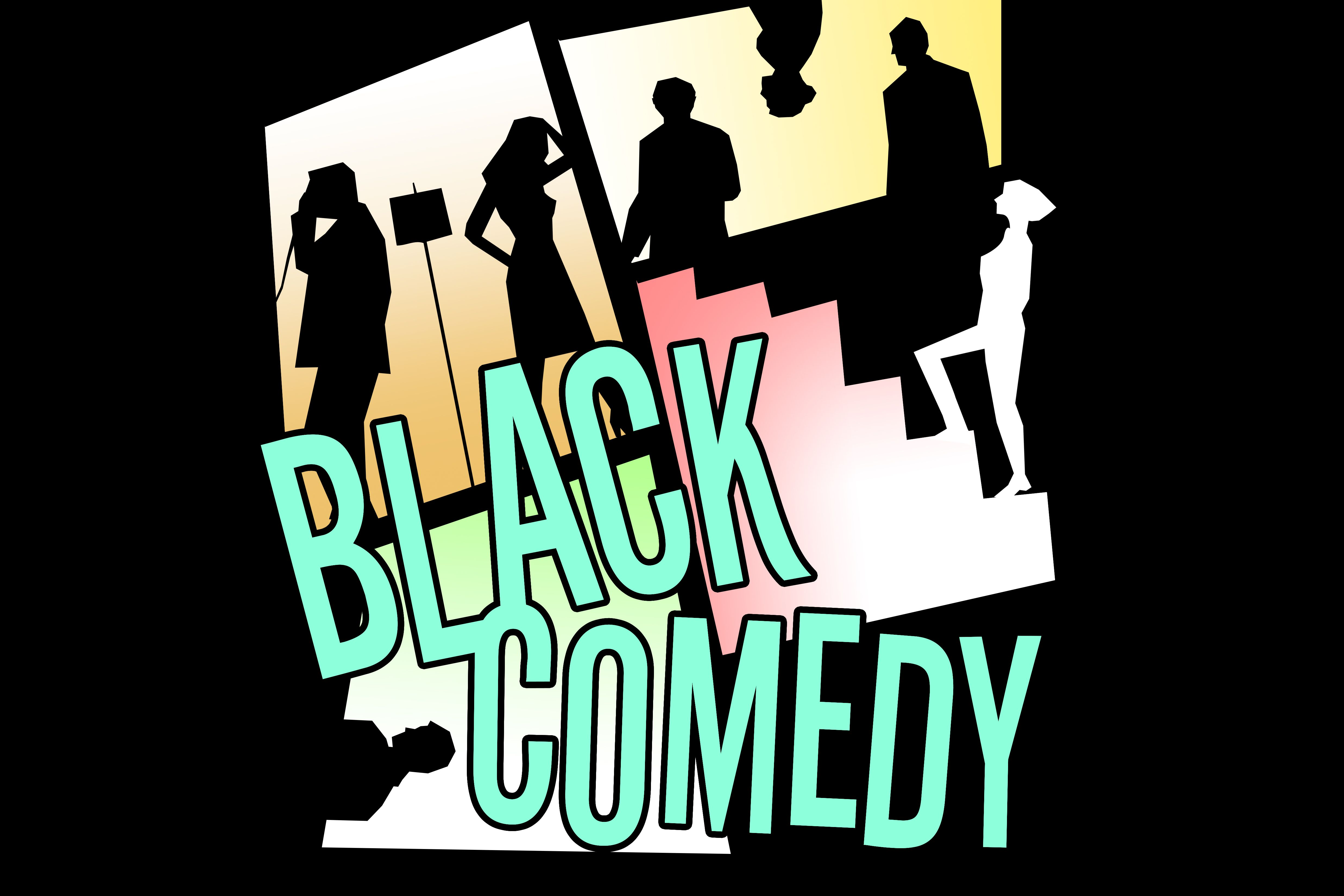 No rules theatre company presents black comedy 88 5 wfdd for Farcical black comedy