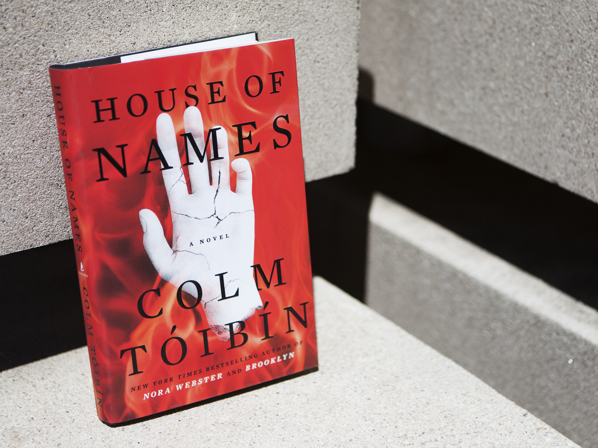 39 house of names 39 is a violent page turner and a for House of names