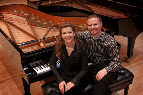 "CanAm Piano Duo: ""This is the World"" Revisited"