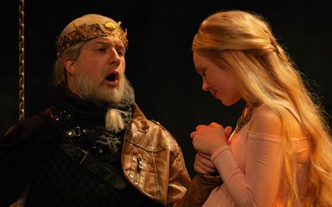 """A.J. Fletcher Opera Institute: """"Rodelinda"""""""